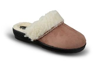 441d2ba15aab Dámske zimné papuče Mjartan- bežové empty